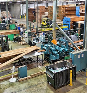 Sierra Forest Products Moves to a New Location and Increases its Size by 50% After a Decade in Chicago