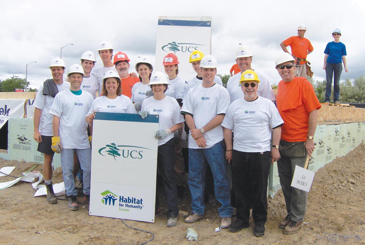 UCS Forest Group to Sponsor Habitat for Humanity Homes