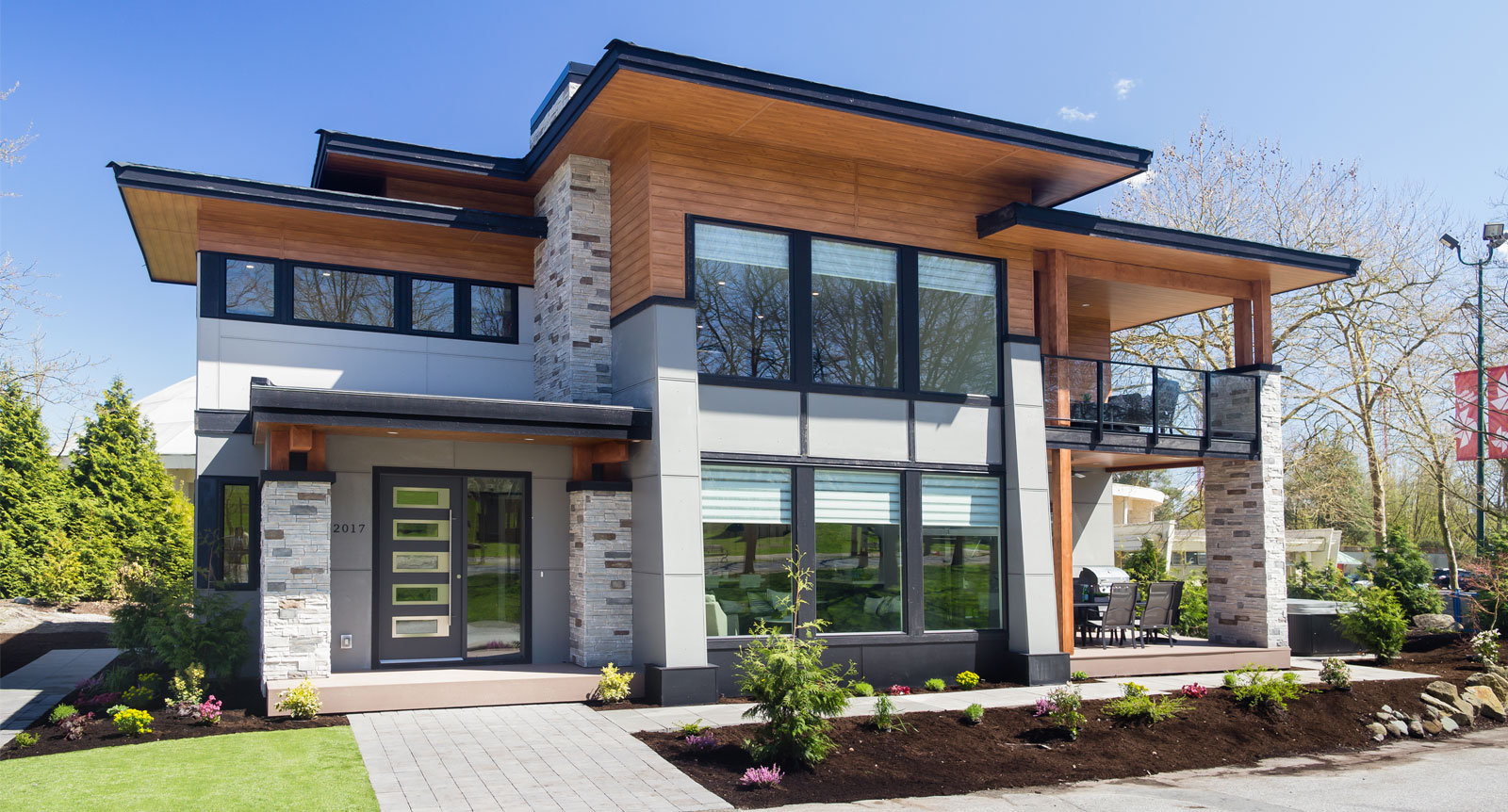 Upper Canada Sponsors 2017 PNE Prize Home in the Heart of Okanagan Wine Country