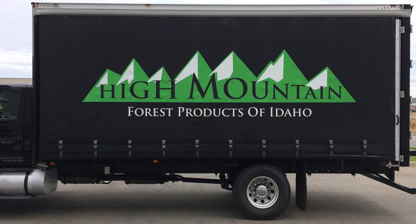 UCS Forest Group Acquires High Mountain Forest Products of Idaho LLC