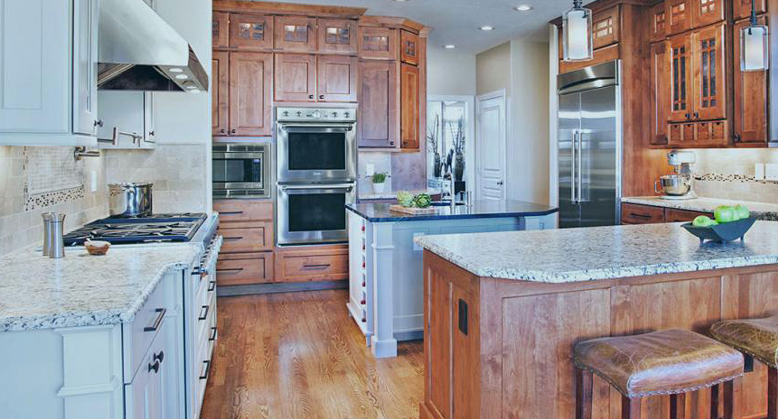 cabinet and countertop trends
