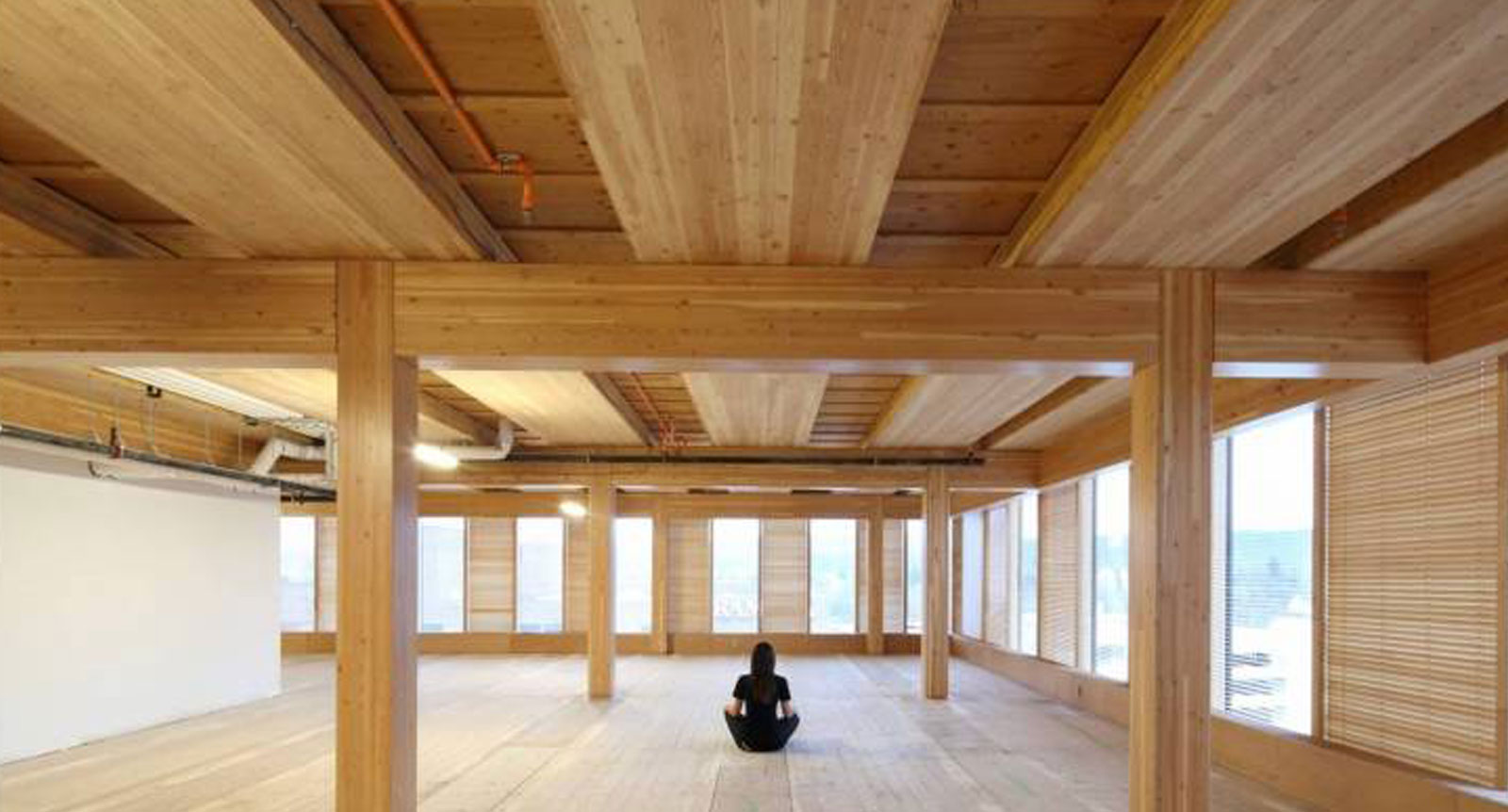 Industry News - Achieving the Promise of Mass Timber With FSC Wood